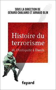 Livre numérique Histoire du Terrorisme