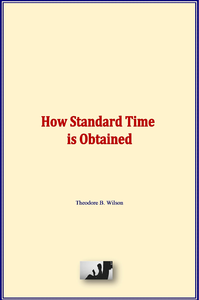 Electronic book How Standard Time is Obtained