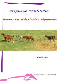 Livre numérique Aventures d'écrivains régionaux