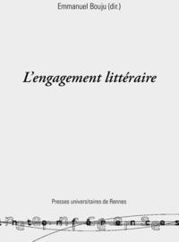 Livre numérique L'engagement littéraire