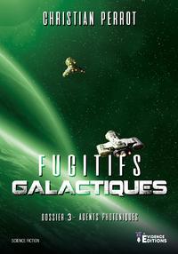 Livre numérique Fugitifs Galactiques
