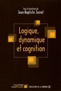 Electronic book Logique, dynamique et cognition