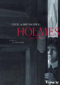 Libro electrónico Holmes (Tome 5) - Le frère aîné