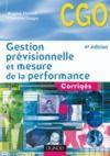 Livre numérique Gestion prévisionnelle et mesure de la performance - 4e éd.