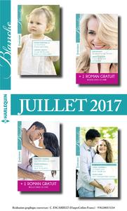 Livre numérique 8 romans Blanche + 2 gratuits (nº1322 à 1325 - Juillet 2017)
