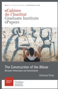 Livro digital The Construction of the Maras