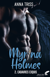 Livre numérique Myrina Holmes, tome 2 : Cadavres exquis