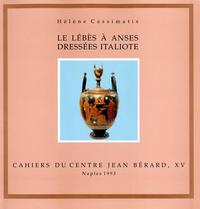 Electronic book Le lébès à anses dressées italiote à travers la collection du Louvre