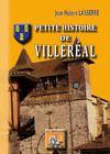 Livre numérique Petite Histoire de Villeréal