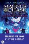 Electronic book Magnus Chase et les dieux d'Asgard - tome 3