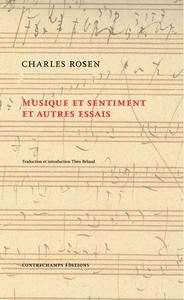 Livre numérique Musique et sentiment et autres essais