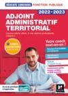 Livre numérique Réussite Concours - Adjoint administratif territorial - 2022-2023 - Préparation complète