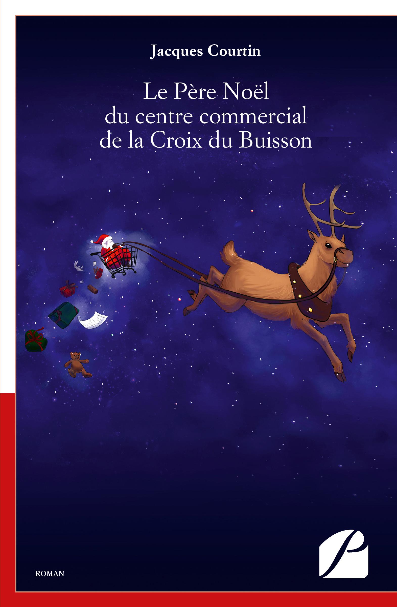 Ebook Le Père Noël du centre commercial de la Croix du