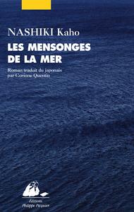 Livre numérique Les Mensonges de la mer