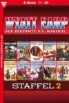 Livre numérique Wyatt Earp Staffel 2 – Western