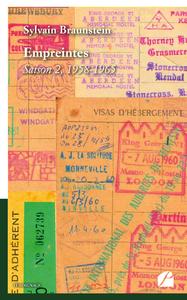 Livre numérique Empreintes - Saison 2, 1958-1965