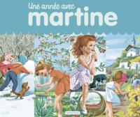 Livro digital Une année avec Martine