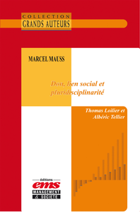 Libro electrónico Marcel Mauss - Don, lien social et pluridisciplinarité