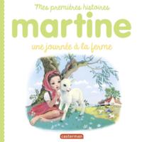 Livre numérique Mes premiers Martine - Une journée à la ferme