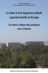 Livre numérique Le Team X et le logement à grande échelle en Europe