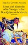 Livre numérique Leben und Taten des scharfsinnigen edlen Don Quijote de la Mancha (Erster Teil)