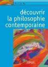Livre numérique Découvrir la philosophie contemporaine