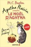 Livro digital Le Noël d'Agatha - nouvelle inédite Agatha Raisin