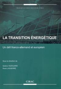 Livre numérique La transition énergétique