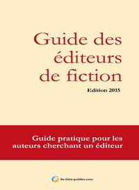 Livre numérique Guide des éditeurs de fiction
