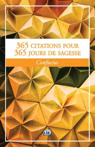 Livre numérique 365 citations pour 365 jours de sagesse