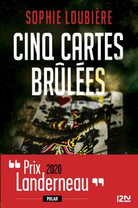 Libro electrónico Cinq Cartes brûlées