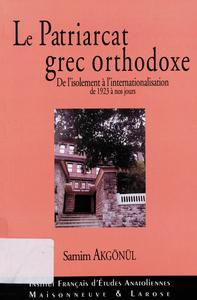 Livre numérique Le Patriarcat grec orthodoxe