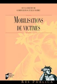 Livre numérique Mobilisations de victimes