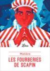 Electronic book Les Fourberies de Scapin
