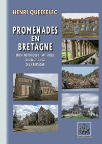 Livre numérique Promenades en Bretagne