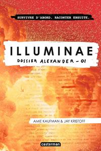 Livre numérique Illuminae (Tome 1) - Dossier Alexander -01
