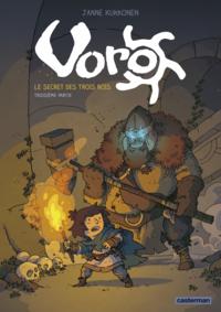 Livre numérique Voro (Tome 3) - Le secret des trois rois - troisième partie