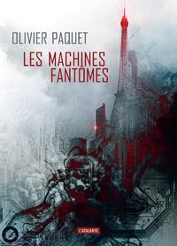 Livre numérique Les machines fantômes