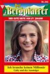 E-Book Der Bergpfarrer 245 – Heimatroman