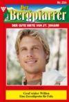 Livro digital Der Bergpfarrer 254 – Heimatroman