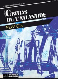 Livre numérique Critias ou l'Atlantide
