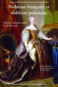 Livre numérique Noblesse française et noblesse polonaise