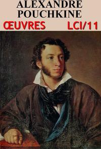 Livre numérique Alexandre Pouchkine