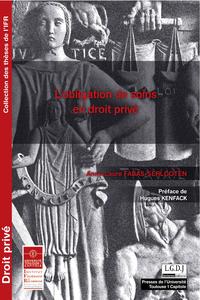 Livre numérique L'obligation de soins en droit privé