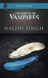 Livre numérique Chasseuse de vampires (Tome 9) - Le cœur de l'Archange