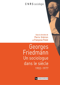 Livre numérique Georges Friedmann