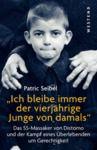 """Libro electrónico """"Ich bleibe immer der vierjährige Junge von damals"""""""