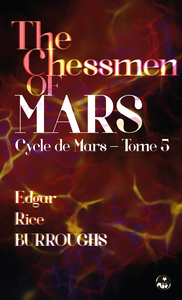 Electronic book The Chessmen of Mars