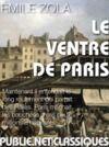 Livre numérique Le ventre de Paris