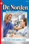 E-Book Dr. Norden Liebhaber Edition 3 – Arztroman